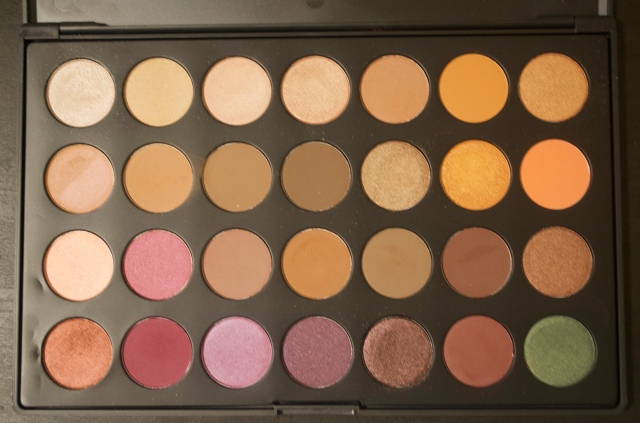 Jaclyn Hill Favorite PaletteReview