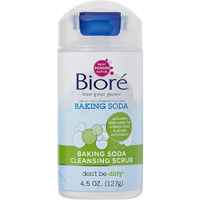 Review: Biore  Baking Soda CleansingScrub