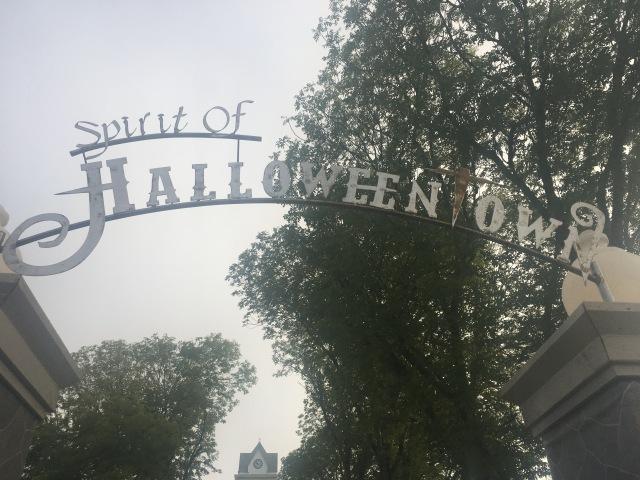 An adventure toHalloweentown