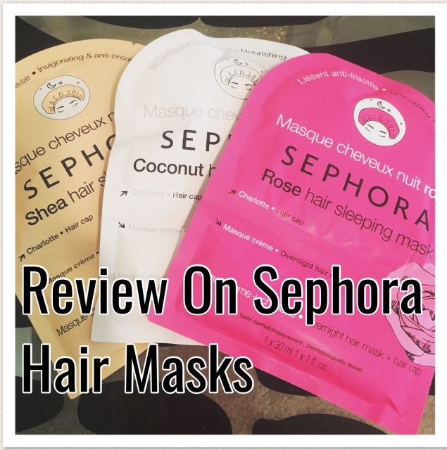 Review: Sephora Over Night HairMask
